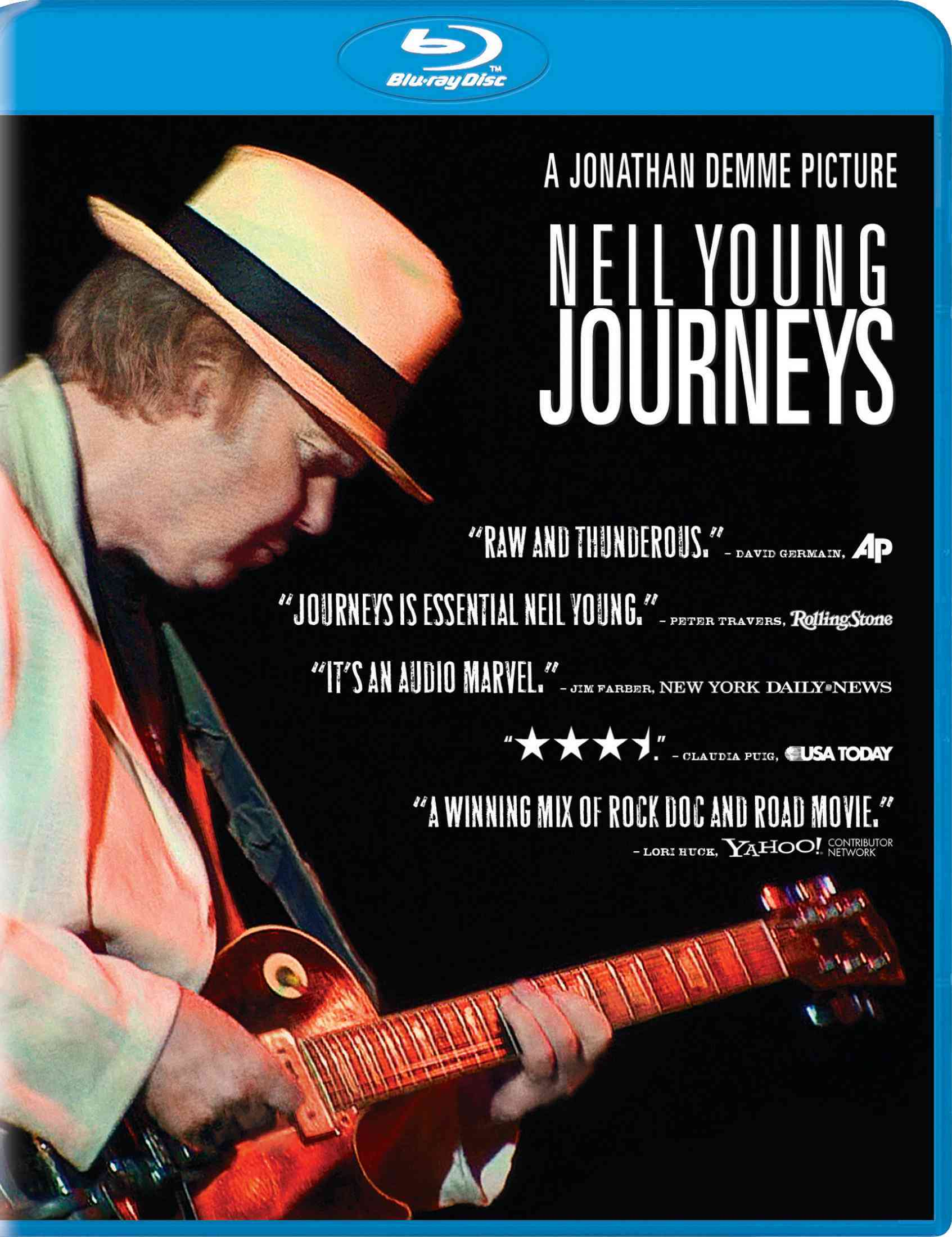 NEIL YOUNG JOURNEYS BY YOUNG,NEIL (Blu-Ray)