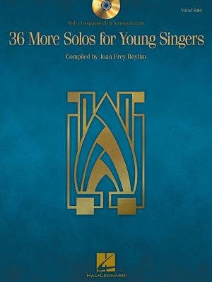 36 More Solos for Young Singers By Boytim, Joan Frey (CRT)